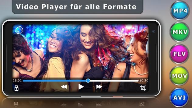 Neu vlc Medien Spieler Alles Format: Frei Status Plakat