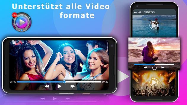 Neu vlc Medien Spieler Alles Format: Frei Status Screenshot 3