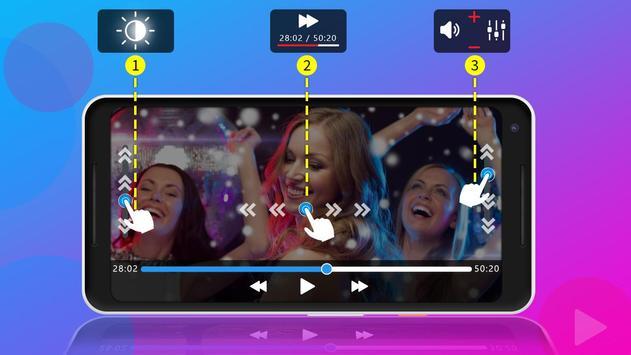 Neu vlc Medien Spieler Alles Format: Frei Status Screenshot 4