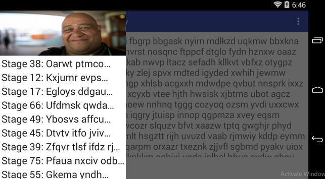 Game CAbqldjxyd QKoccdal Story screenshot 1