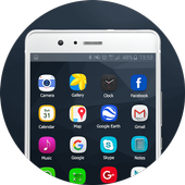 Ultimate HD Theme Launcher for Huawei P9 icon