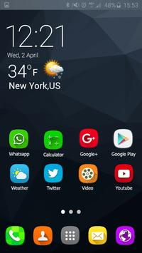 Ultimate HD Theme Launcher for Huawei P9 poster