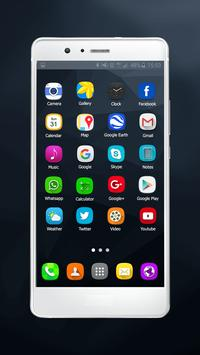 Ultimate HD Theme Launcher for Huawei P9 screenshot 2