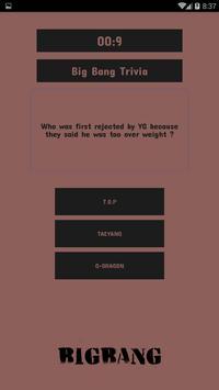 BigBang Quiz screenshot 5