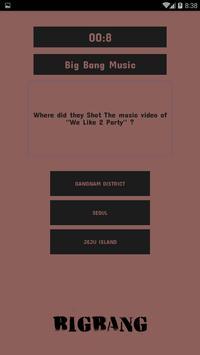 BigBang Quiz screenshot 7