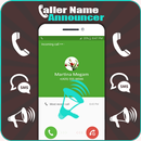 Caller Name Announcer, Call announcer, Caller ID APK Android