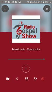 Radio Gospel Show poster