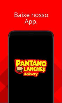 Pantano Lanches Delivery poster