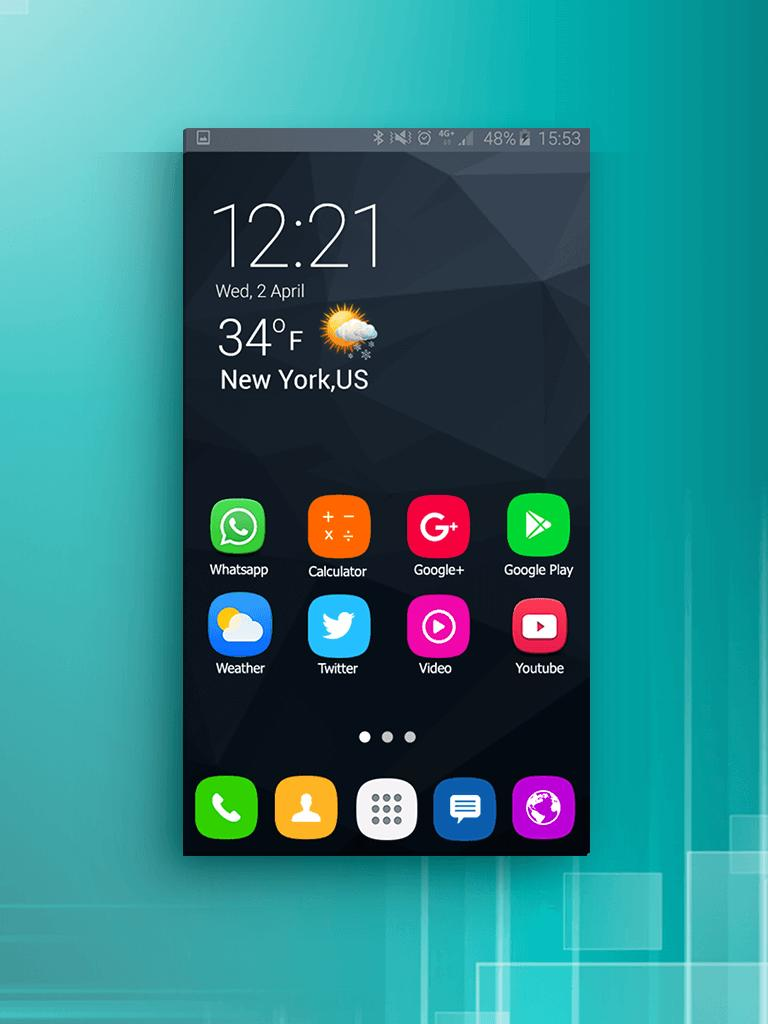 Themes Launcher For Samsung J7 Prime Wallpaper Hd For Android Apk Download