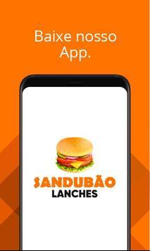Sandubão Lanches - RP poster