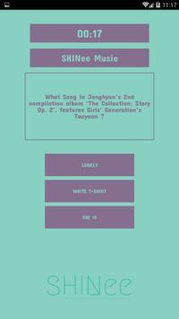 SHINee Quiz screenshot 1