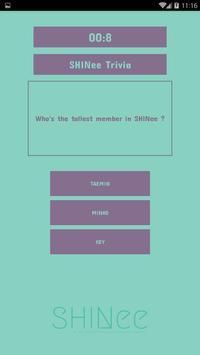 SHINee Quiz screenshot 2
