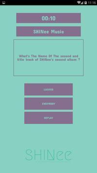 SHINee Quiz screenshot 3
