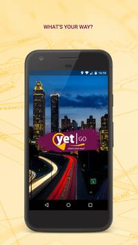 Yet GO poster