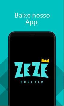 Zezé Burguer poster