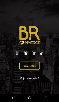 BR COMMERCE poster