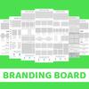 Branding Board ikon