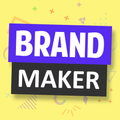 Brand Maker - Logo Creator, Graphic Design App