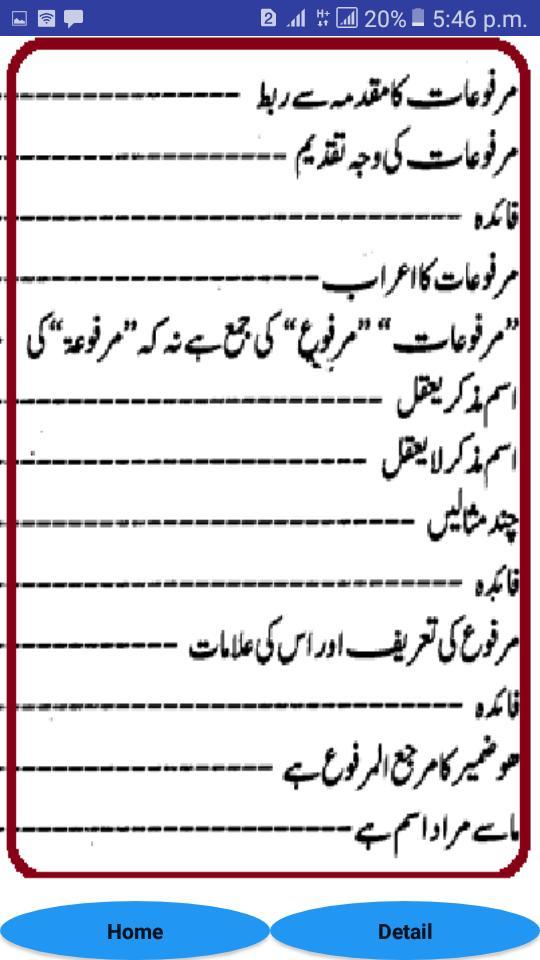Al miftah us Sami Jami ki Sharah in Urdu for Android - APK