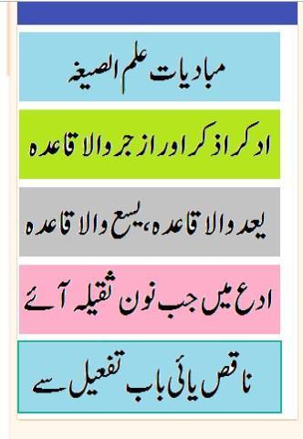 Ilm us seegha urdu sharah pdf Ashraf us seegha for Android - APK
