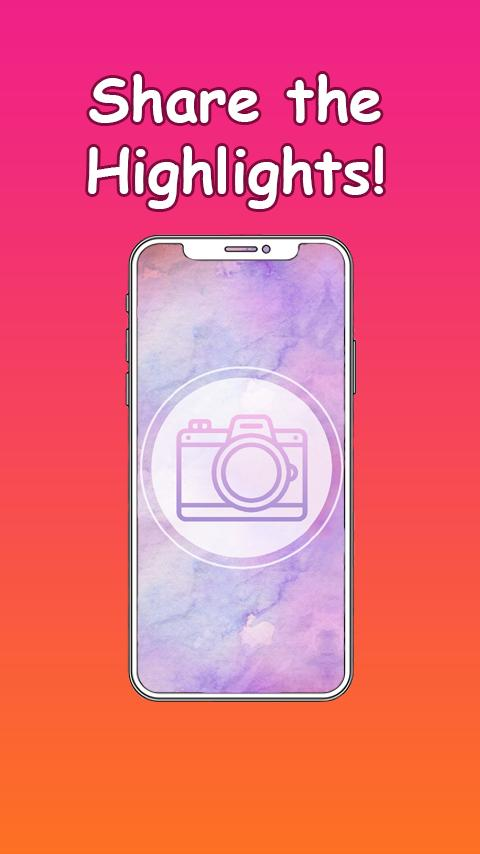 Highlights Stories for Instagram - Highlight Story for Android - APK