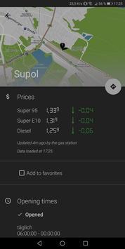 4 Schermata Spritpreise - günstig Tanken