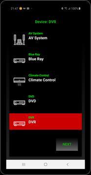Cable Remote Control Ekran Görüntüsü 5