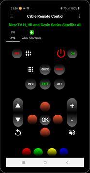 Cable Remote Control gönderen