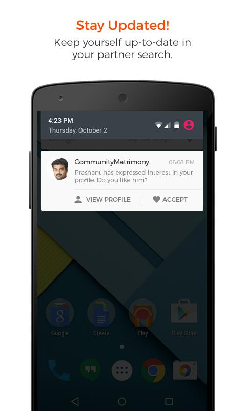 No 1 and Official Brahmin Matrimony App for Android - APK Download