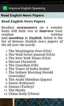Improve English Speaking screenshot 3