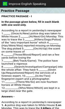 Improve English Speaking screenshot 14