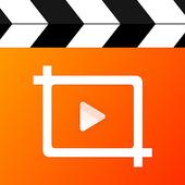 Video Crop आइकन
