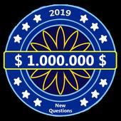 Millionaire Quiz - Fun Trivia Quiz Game icon