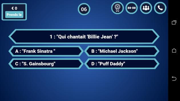 Millionaire Quiz screenshot 2