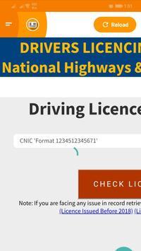 Punjab Driver Licence Verification cho Android - Tải về APK