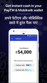 Live Quiz Games App, Trivia & Gaming App for Money screenshot 6