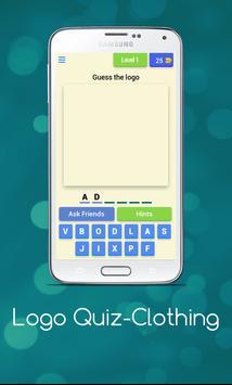 Logo Quiz : Clothes screenshot 3