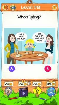Braindom 2: Who is Who? Riddles Master Mind Game1