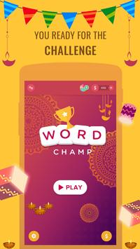 Word Games, Word Search Offline Game - Word Champ screenshot 1