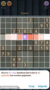 Sudoku screenshot 2