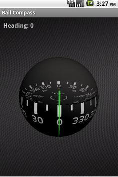 Ball Compass 3D screenshot 1
