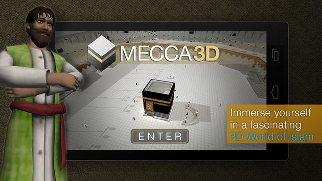 Mecca 3D - A Journey To Islam poster