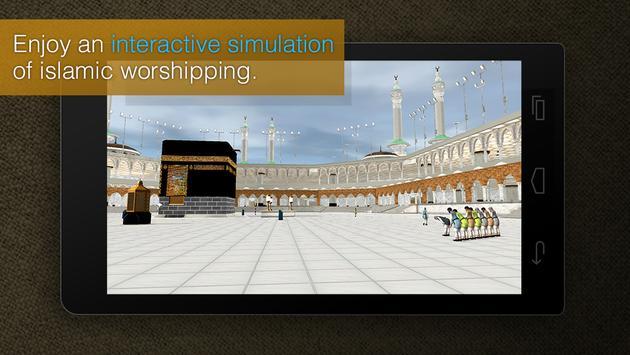 Mecca 3D - A Journey To Islam screenshot 2