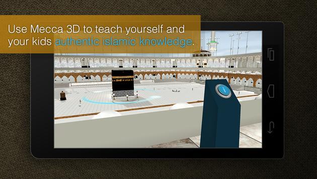 Mecca 3D - A Journey To Islam screenshot 3