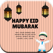 EID MUBARAK WISHES AND QUOTES icon