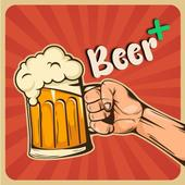 Beer+ icon