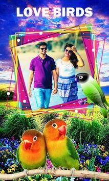 Love Birds Photo Frames screenshot 1