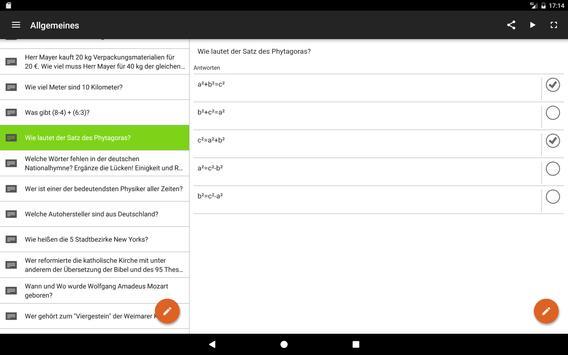 BRAINYOO: Karteikarten, Abfrage, und Lern App Screenshot 11