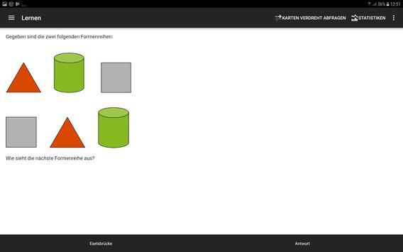 BRAINYOO: Karteikarten, Abfrage, und Lern App Screenshot 13