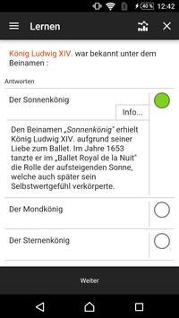 BRAINYOO: Karteikarten, Abfrage, und Lern App Screenshot 6